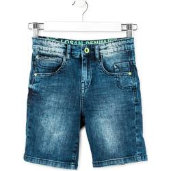 Kleidung Jungen Shorts / Bermudas Losan 713 9006AA Blau