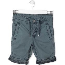 Kleidung Jungen Shorts / Bermudas Losan 713 9008AA Grün