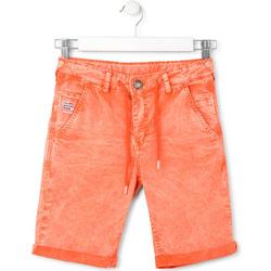 Kleidung Kinder Shorts / Bermudas Losan 713 9010AA Orange