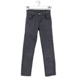Kleidung Kinder 5-Pocket-Hosen Losan 713 9015AA Grau