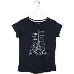 Kleidung Mädchen T-Shirts Losan 714 1210AB Blau
