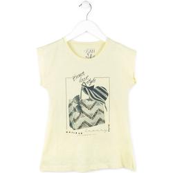 Kleidung Mädchen T-Shirts Losan 714 1212AB Gelb