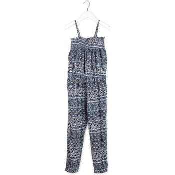 Kleidung Mädchen Overalls / Latzhosen Losan 714 7020AB Blau