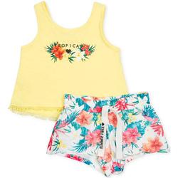 Kleidung Mädchen Kleider & Outfits Losan 714 8016AB Gelb