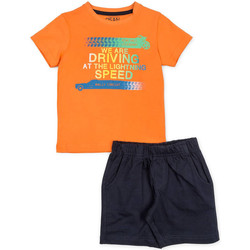Kleidung Jungen Kleider & Outfits Losan 715 8047AC Orange