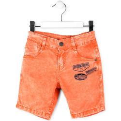 Kleidung Jungen Shorts / Bermudas Losan 715 9009AC Orange