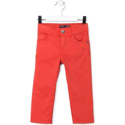 Kleidung Kinder 5-Pocket-Hosen Losan 715 9650AC Rot