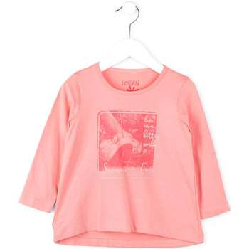Kleidung Kinder Pullover Losan 716 1214AD Rosa