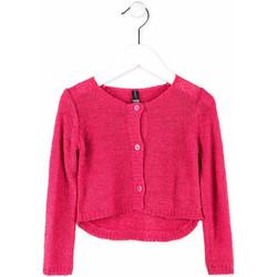 Kleidung Mädchen Strickjacken Losan 716 5000AD Rosa