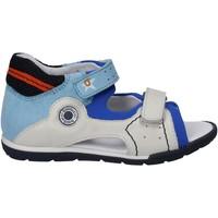 Schuhe Kinder Sandalen / Sandaletten Balducci CITA55 Weiß