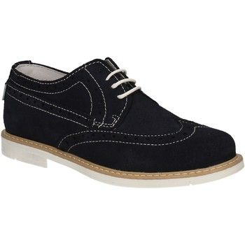 Schuhe Jungen Derby-Schuhe Melania ME6045F7E.F Blau