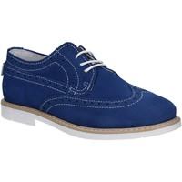 Schuhe Jungen Derby-Schuhe Melania ME6045F7E.G Blau