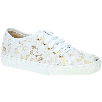 Schuhe Kinder Sneaker Low Melania ME6167F7E.B Weiß