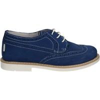 Schuhe Jungen Derby-Schuhe Melania ME2045D7E.G Blau