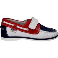 Schuhe Kinder Derby-Schuhe Melania ME3004D7E.B Blau