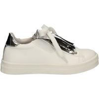 Schuhe Mädchen Sneaker Low Didiblu D-3526 Weiß