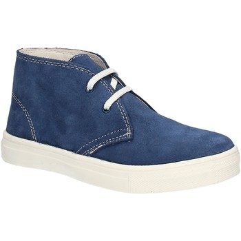 Schuhe Kinder Boots Didiblu D-3500 Blau