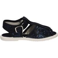 Schuhe Mädchen Sandalen / Sandaletten Lulu LI200008T Blau