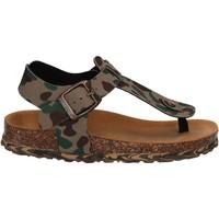 Schuhe Kinder Sandalen / Sandaletten Bionatura 22B1001 Grün