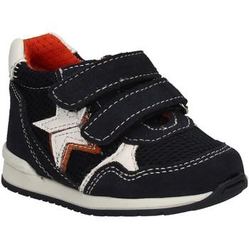 Schuhe Jungen Sneaker Low Melania ME1092B7E.G Blau