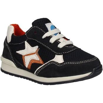 Schuhe Kinder Sneaker Low Melania ME2068D7E.A Blau