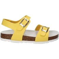 Schuhe Kinder Sandalen / Sandaletten Bamboo BAM-14 Gelb