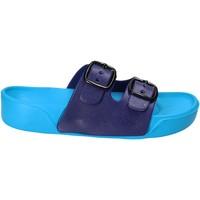Schuhe Kinder Pantoffel Everlast EV-607 Blau