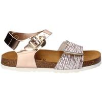 Schuhe Mädchen Sandalen / Sandaletten Bamboo BAM-218 Weiß