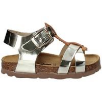 Schuhe Mädchen Sandalen / Sandaletten Bamboo BAM-215 Gelb