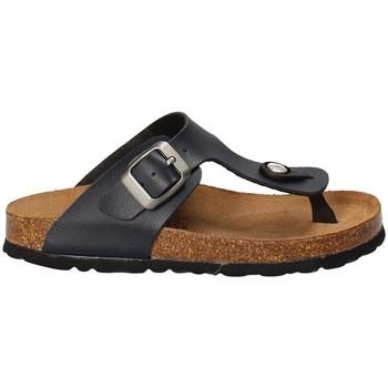 Schuhe Kinder Zehensandalen Bamboo BAM-02 Blau