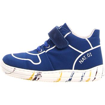 Schuhe Kinder Sneaker Low Naturino 2013463-03-0C03 Blau