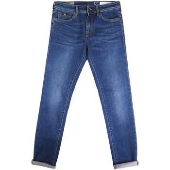 Kleidung Herren Slim Fit Jeans Gas 351177 Blau