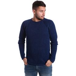 Kleidung Herren Pullover Gas 561872 Blau