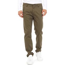 Kleidung Herren Chinohosen Gas 360704 Grün