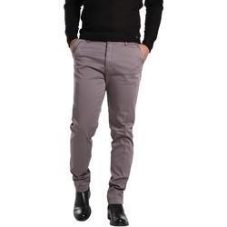 Kleidung Herren Chinohosen Gas 360704 Grau