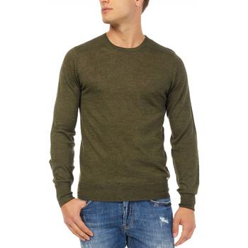 Kleidung Herren Pullover Gas 561882 Grün