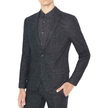 Kleidung Herren Jacken / Blazers Antony Morato MMJA00302 FA140078 Schwarz