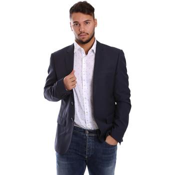 Kleidung Herren Jacken / Blazers Antony Morato MMJA00314 FA600040 Blau