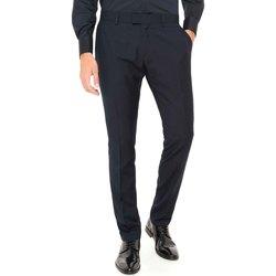 Kleidung Herren Chinohosen Antony Morato MMTR00369 FA600040 Blau