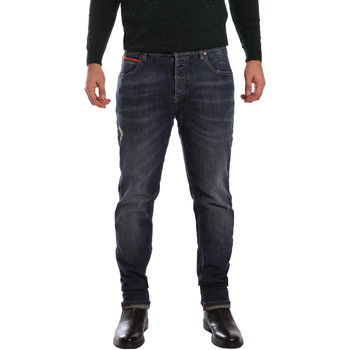 Kleidung Herren Slim Fit Jeans 3D P3D1 2667 Blau