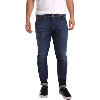 Kleidung Herren Slim Fit Jeans 3D P3D6 2667 Blau