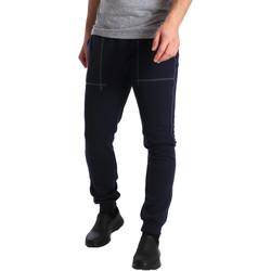 Kleidung Herren Jogginghosen Key Up SF19 0001 Blau