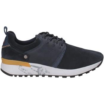Schuhe Herren Sneaker Low Wrangler WM172190 Blau