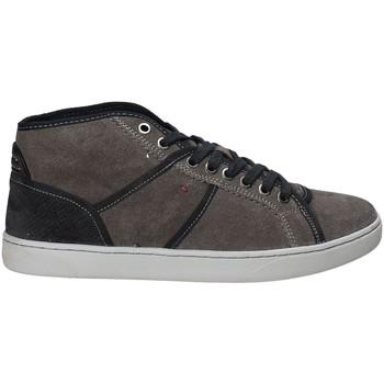 Schuhe Herren Sneaker High Wrangler WM172113 Grau