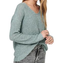 Kleidung Damen Pullover Jacqueline De Yong 15208245 Grün