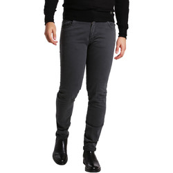 Kleidung Herren 5-Pocket-Hosen Sei3sei PZV16 7239 Grau