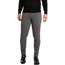 Kleidung Herren 5-Pocket-Hosen Sei3sei PZV17 7226 Grau