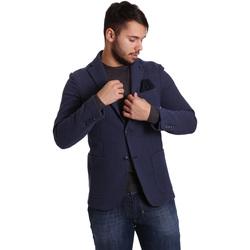 Kleidung Herren Jacken / Blazers Sei3sei PZG9 7290 Blau
