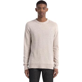Kleidung Herren Pullover Calvin Klein Jeans J30J305466 Beige