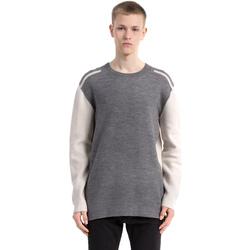 Kleidung Herren Sweatshirts Calvin Klein Jeans J30J305475 Grau